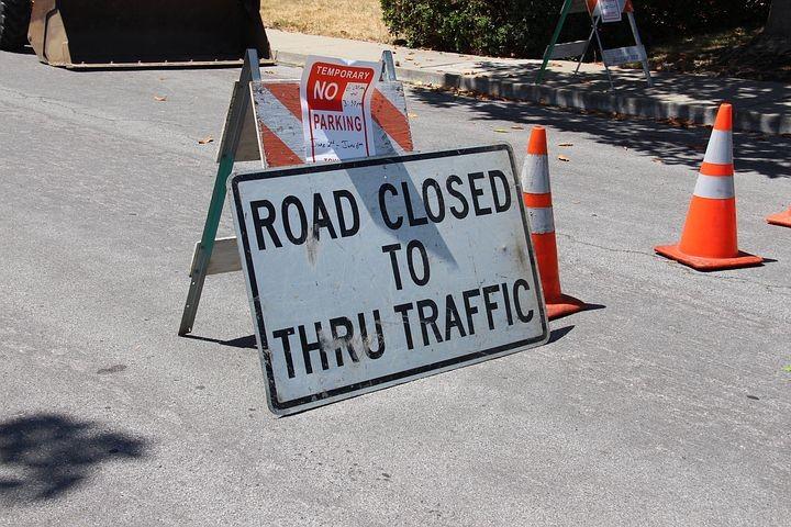 21 maggio chiusura strada a Bergotto