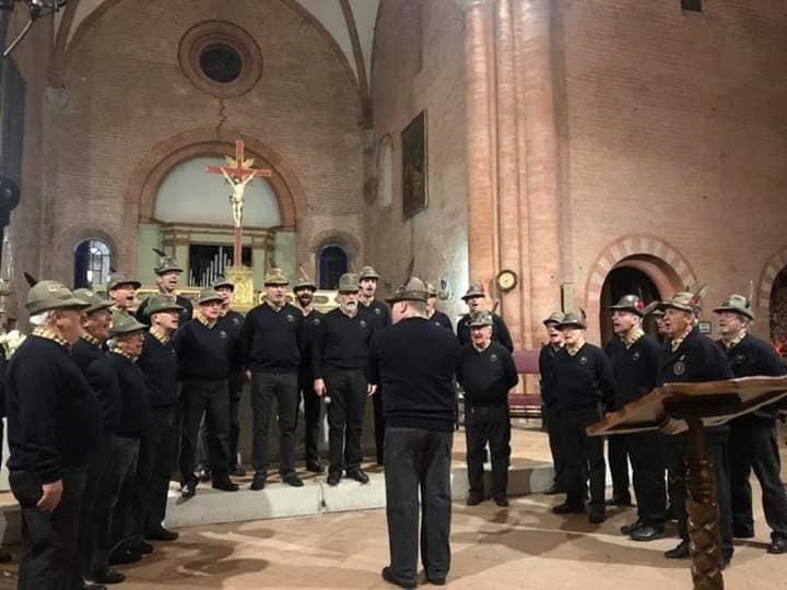 """Concerto benefico col coro """"Monte Orsaro"""""""