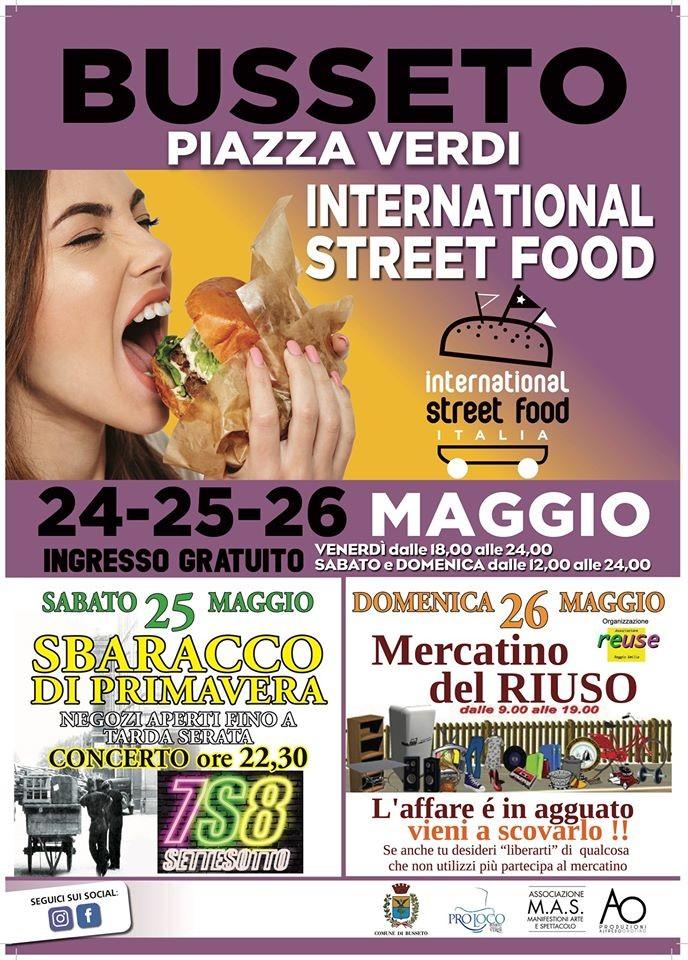Festival Internazionale dello Street Food 2019