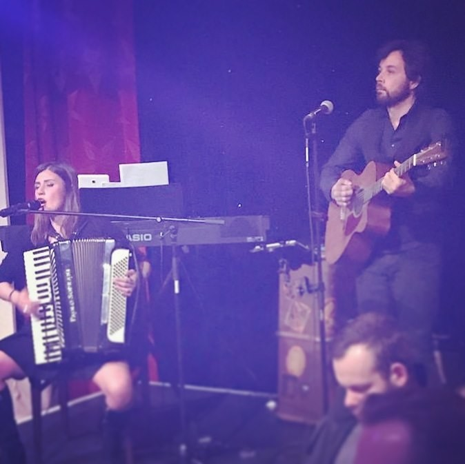 Elisa Sandrini & Alex Ricci Live @Altro