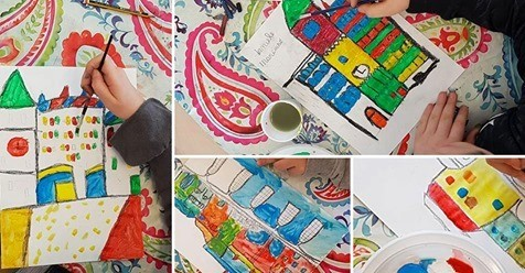 Open! Studi Aperti: Parma apre gli studi di architettura ai bambini.