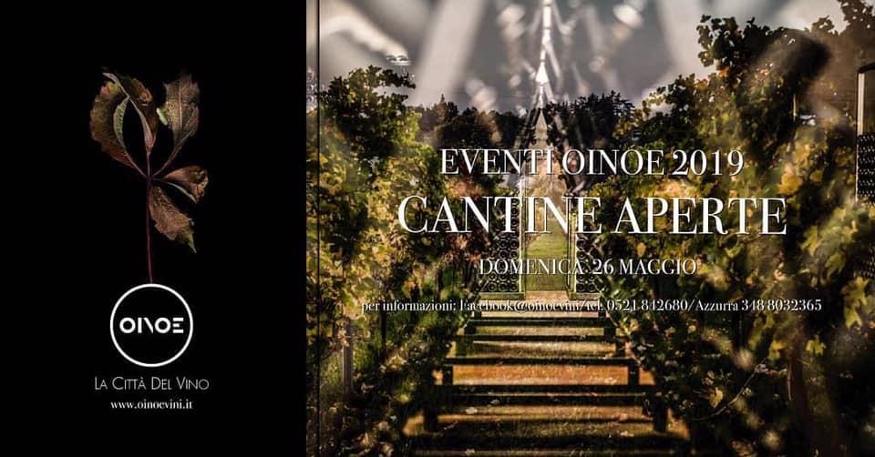 Cantine aperte 2019: vieni da OINOE