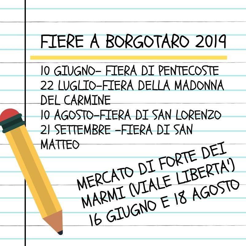 Fiere a Borgotaro