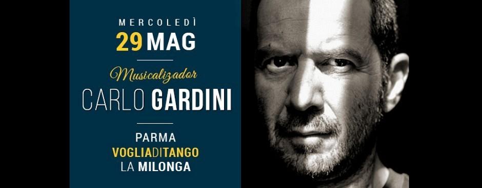 Milonga di Voglia di Tango Tdj Carlo Gardini