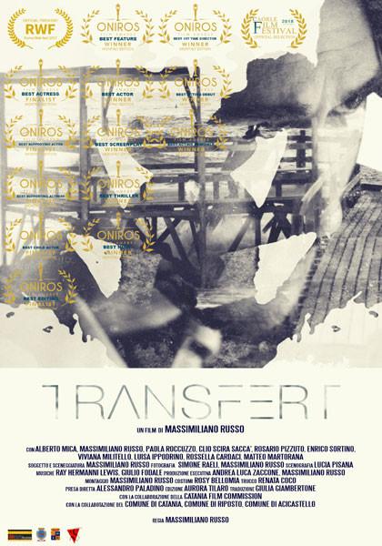 TRANSFERT  di Massimiliano Russo al Cinema D'Azeglio