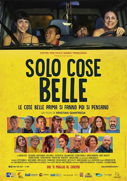 SOLO COSE BELLE  di Kristian Gianfreda al Cinema D'Azeglio