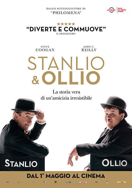 STANLIO E OLLIO al cinema Cristallo