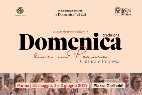 Domenica - Live in Parma