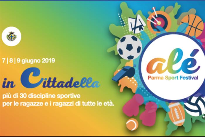 Alé Parma Sport Festival