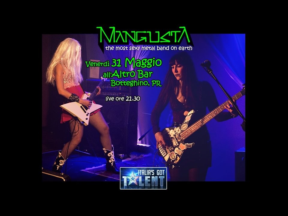 Mangusta Live Elettrico all'Altro Bar