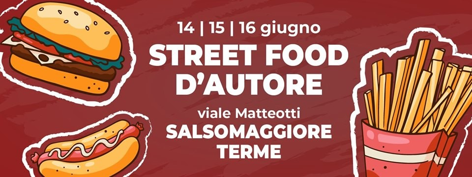 Salsomaggiore Terme  Street Food Festival
