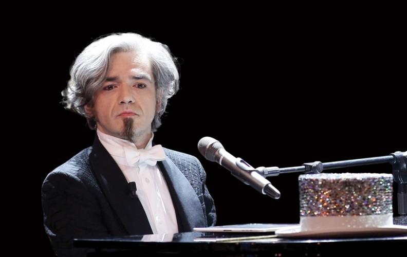 MORGAN – PIANO SOLO all'Arena Shakespeare di Teatro Due
