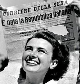 Evviva la Festa della Repubblica!