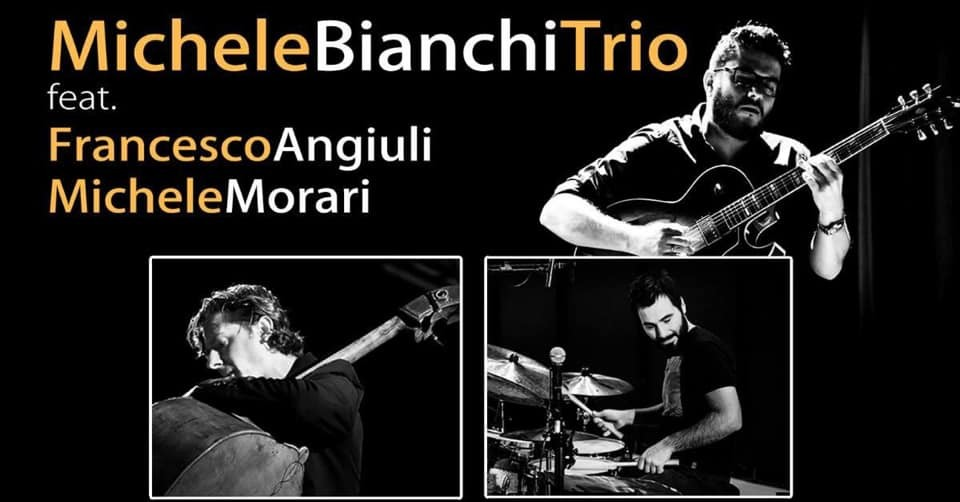 Jazzy night con #MicheleBinchiTrio 🤩all'Altro ristobar