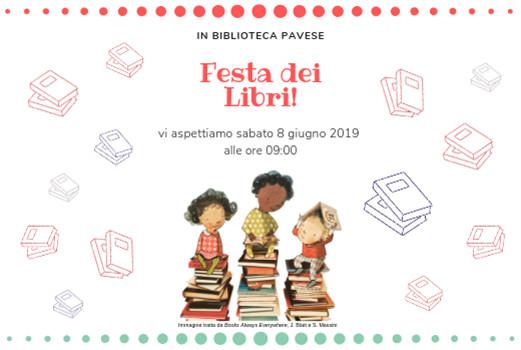 Festa dei Libri 2019