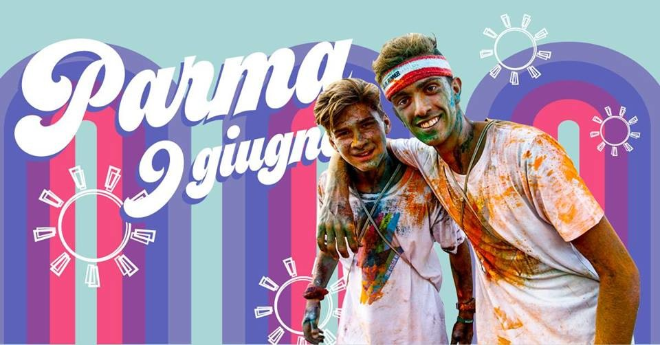 The Color Run Parma
