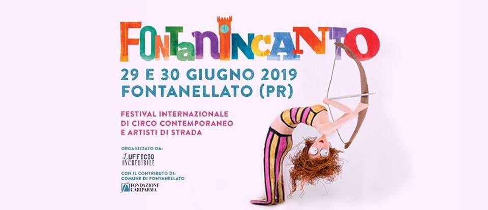 Fontanincanto ★ Il circo contemporaneo a Fontanellato