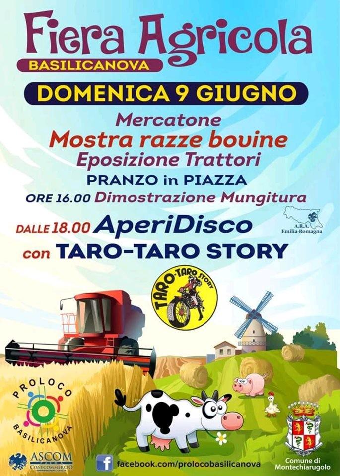 Fiera agricola a Basilicanova