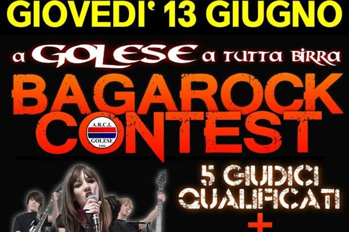 Seconda edizione di BagaRock Contest
