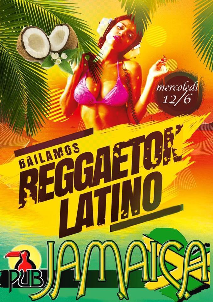 Noche de Reggaeton al Jamaica pub