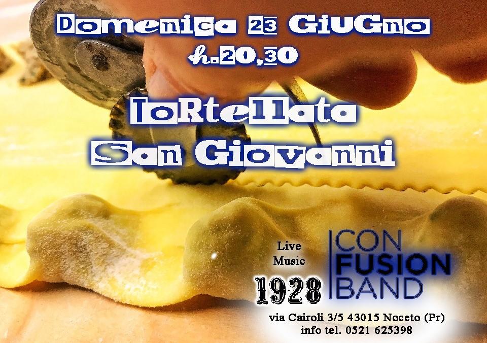 San Giovanni in musica al 19.28 pub gourmet