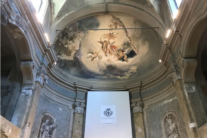 """""""L'Effimero e L'Eterno, in casa del Vate""""  all'Oratorio di San Quirino,  la mostra collettiva dedicata a D'Annunzio."""