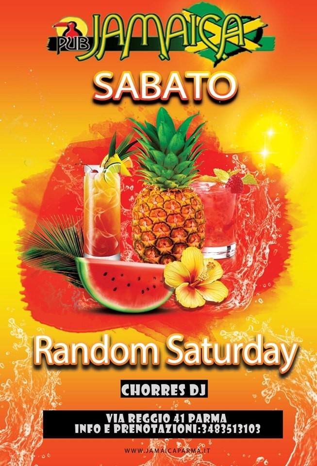 Sabato al Jamaica