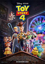 TOY STORY 4 al cinema Odeon di Salsomaggiore