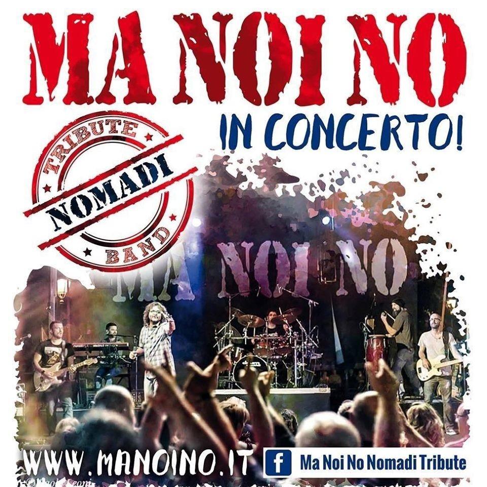 MA NOI NO! in concerto alla festa di San Lucio a Borghetto