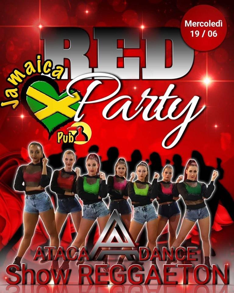 Show di Reggaeton al Jamaica pub