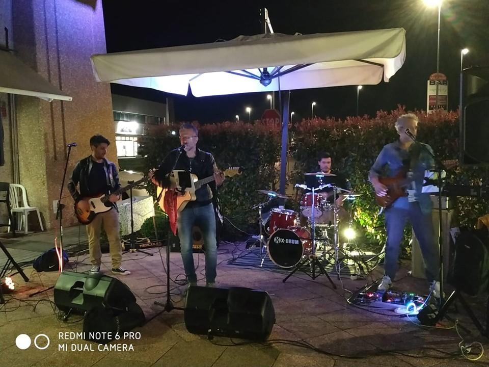 Sciomax Live Tour Sempre In 5 all'Altro Ristobar