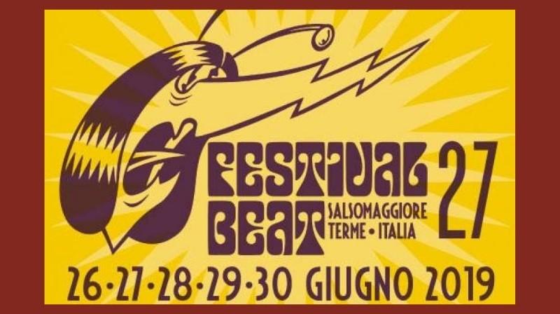 Festival Beat a Salsomaggiore Terme dal 26 al 30 giugno