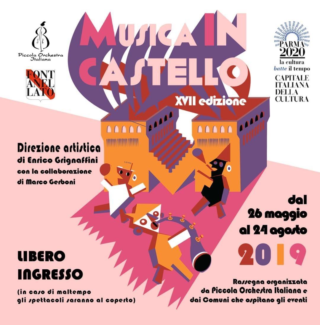 Musica in Castello: Umberto Galimberti e Luts Bodahn a Felino