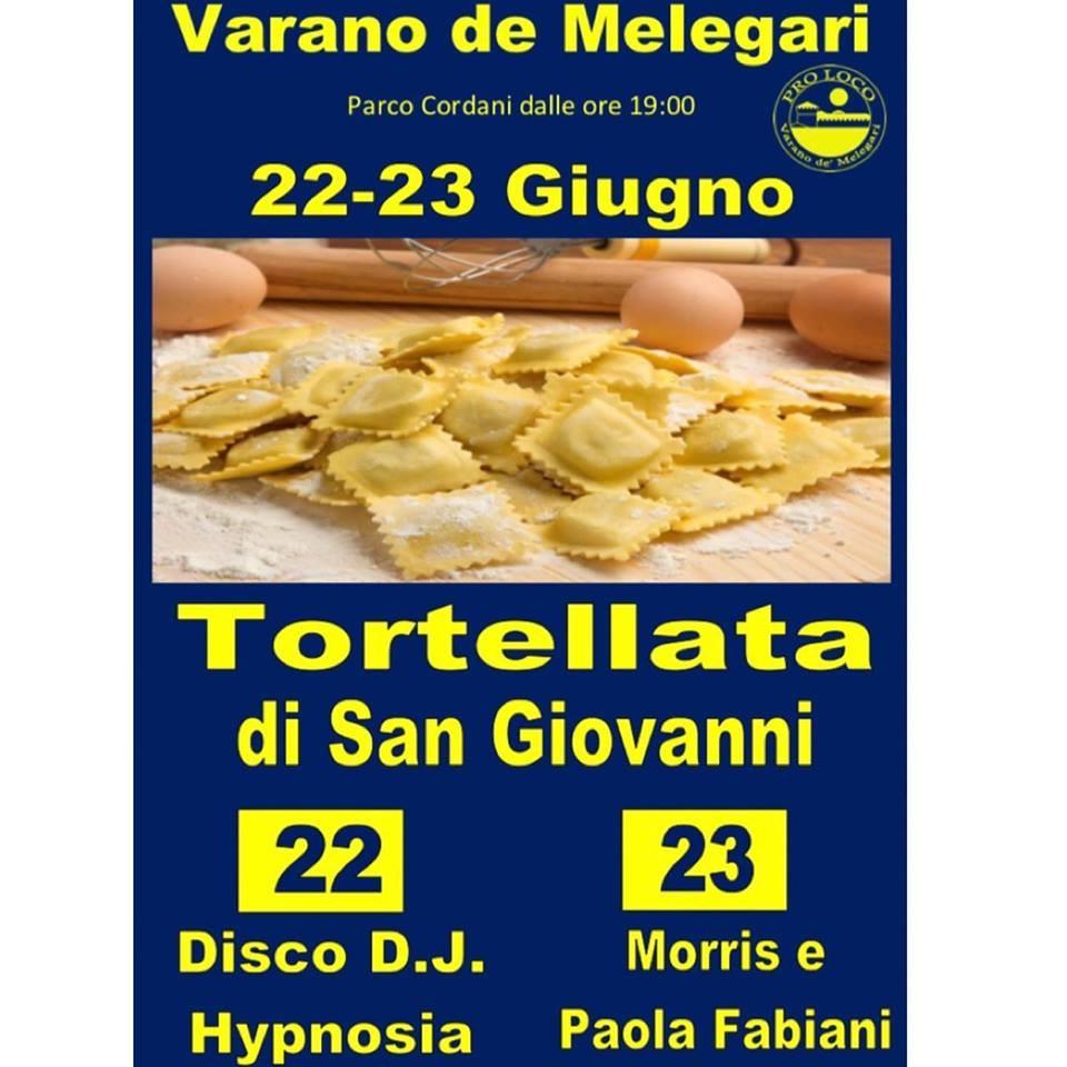 Tortellata di San Giovanni a Varano de' Melegari