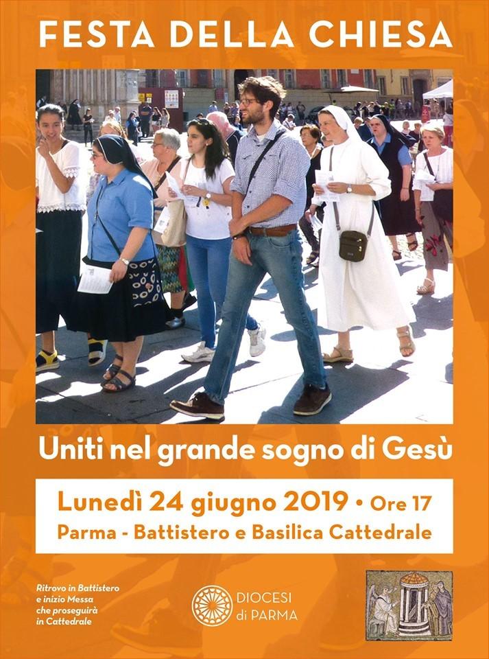 Festa della Chiesa a Parma