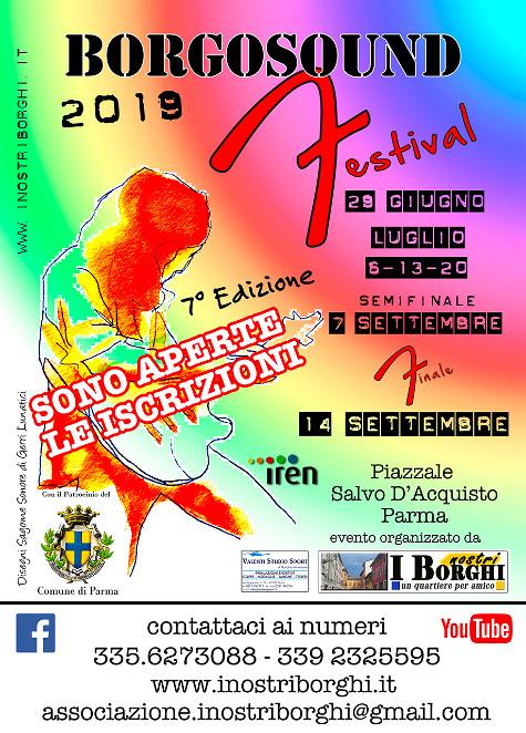Borgosound festival 2019