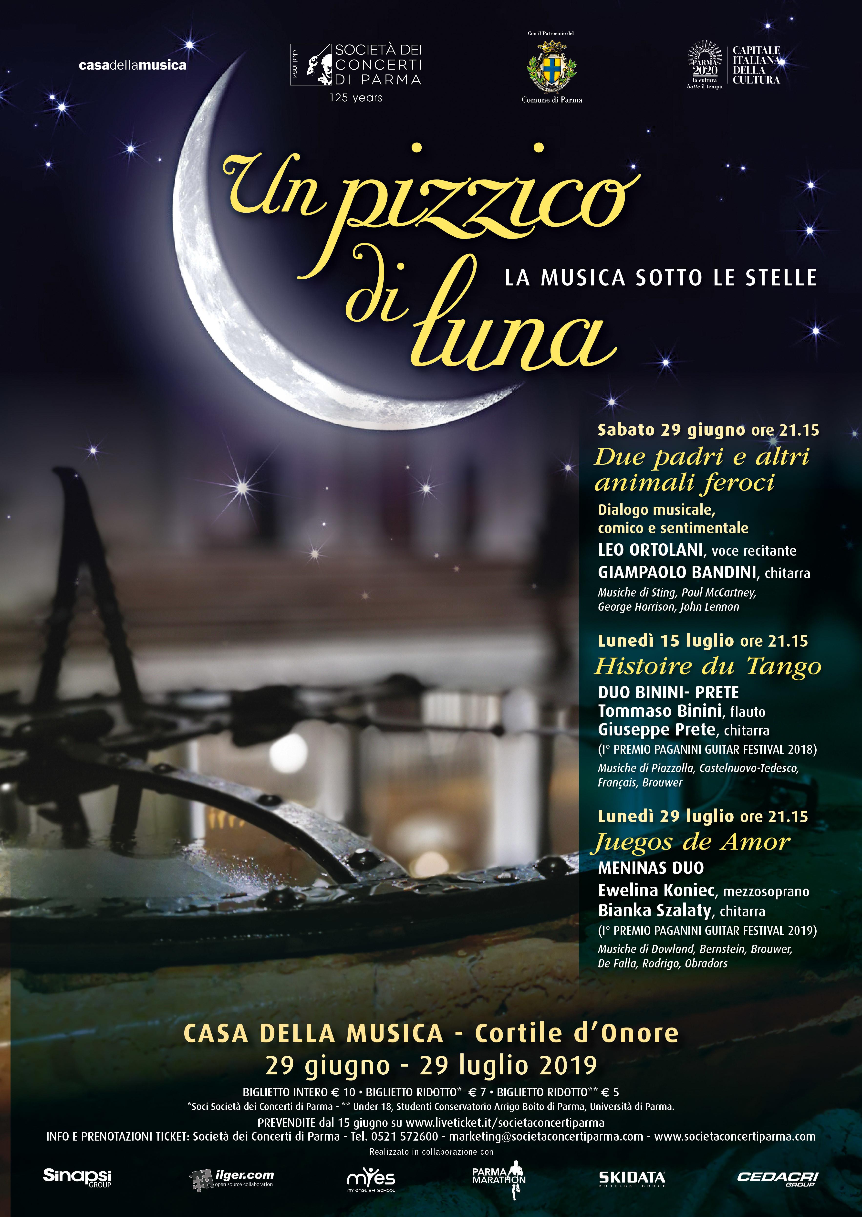 Un pizzico di luna: vivi, ascolta, sogna