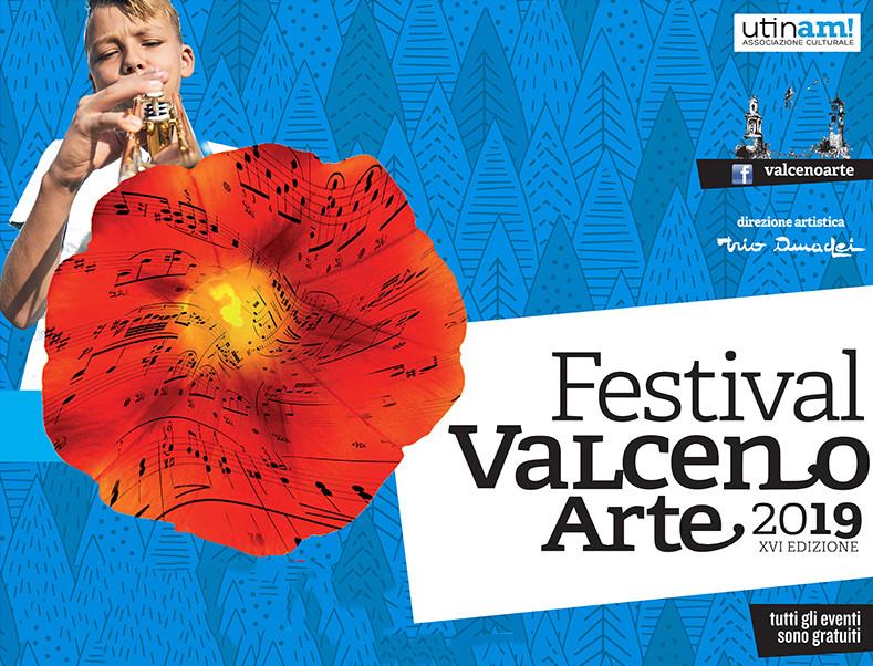 Festival ValcenoArte 2019 (XVI edizione)  Dalla favola musicale ispirata a Pinocchio al tributo di Danilo Rea a Fabrizio De André