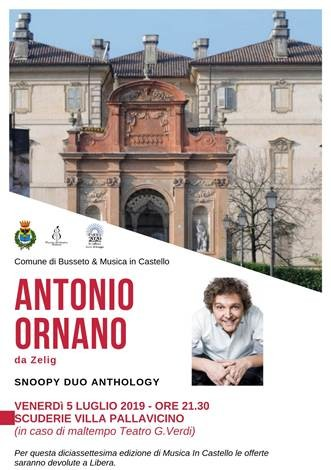 Antonio Ornano - Snoopy duo Anthology