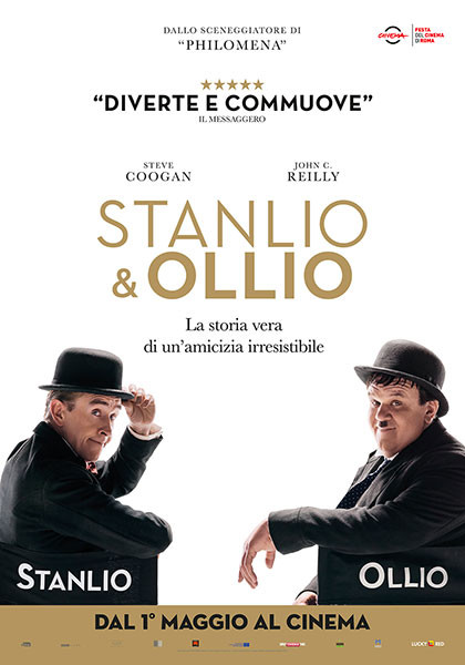 """The Original Ones""  STAN & OLLIE (Stanlio & Ollio) al Cinema D'Azeglio arena estiva"