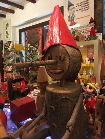 Le avventure di Pinocchio (1° puntata): Sabato 29 Giugno