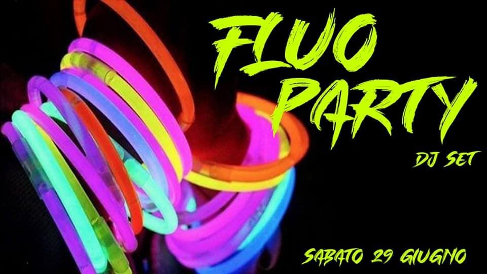 Fluo party @Altro