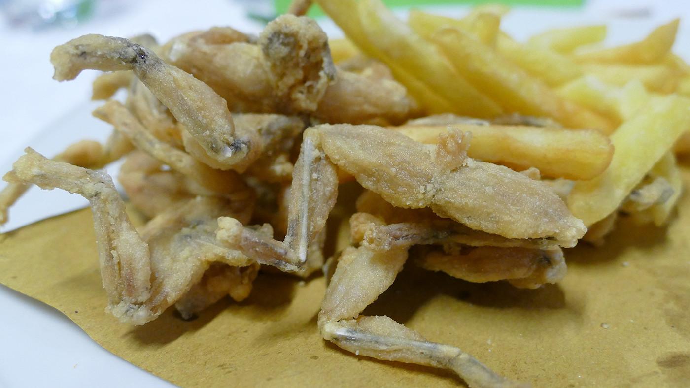 Voglia di rane  pescegatto e anguilla? Il ristorante Mezzadri è il posto giusto per voi