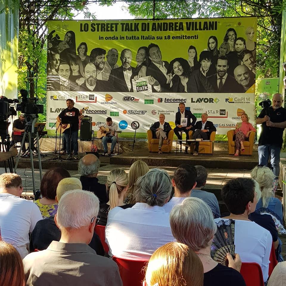 Street Talk di Andrea Villani, un'estate a Salsomaggiore XII° EDIZIONE
