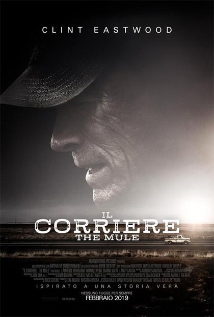 IL CORRIERE-The Mule all'arena estiva del  Cinema Astra