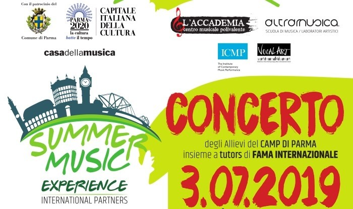 International Partners Summer Music Experience