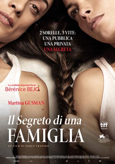 Il segreto di una famiglia di Pablo Trapero al Cinema D'Azeglio arena estiva