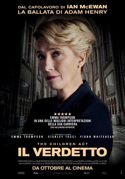 IL VERDETTO-The Children Act all'arena estiva del  Cinema Astra
