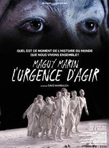 MAGUY MARIN-L'URGENCE D'AGIR all'arena estiva del  Cinema Astra