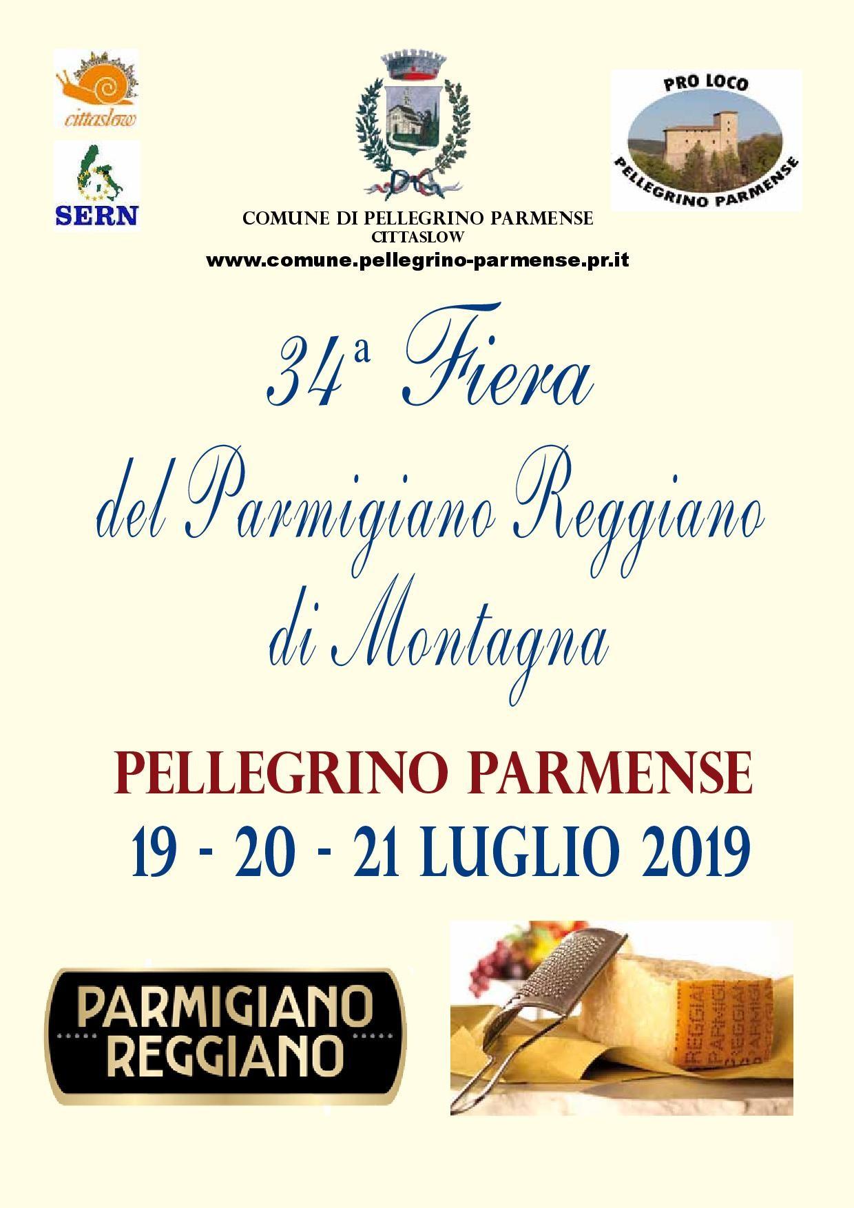 Fiera del Parmigiano Reggiano di Montagna a Pellegrino Parmense